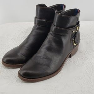 TOMMY Hilfiger Ankle Zip Boots